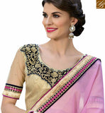 INCREDIBLY DESIGNED SAREE BLOUSE FOR SPECIAL OCCASIONS RTSHD1014