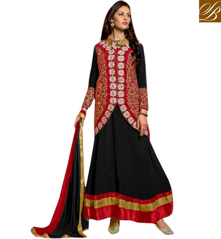 STYLISH BAZAAR DAZZLING DESIGNER INDIAN CHURIDAR ONLINE VDRNB10166