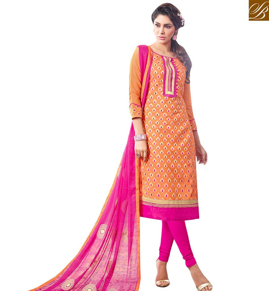STYLISH BAZAAR WELL FORMED STRAIGHT CUT DESIGNER SALWAAR SUIT DESIGN VDANT10244