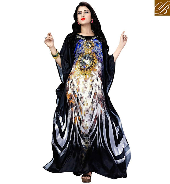 BROUGHT TO YOU BY STYLISH BAZAAR EXQUISITE KAFTAN DESIGN FOR SPECIAL OCCASIONS SKKF1024