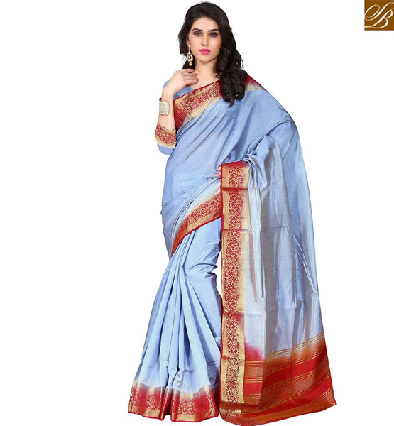 STYLISH BAZAAR NICE DESIGNER PRINTED INDIAN SHOPPING ONLINE SARI BLOUSE VDBIT10274