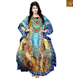 GORGEOUS DESIGNER KAFTAN DESIGN FOR PARTIES SKKF1027
