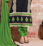 BLACK PARTY WEAR SALWAR SUIT RTTAN102 STYLISHBAZAAR ONLINE SHOPPING WEBSITE