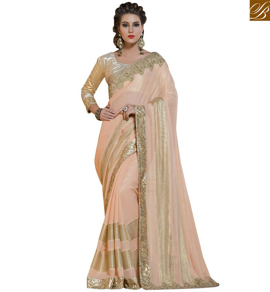 STYLISH BAZAAR LOVELY DESIGNER PRINTED SAREE RTANT102