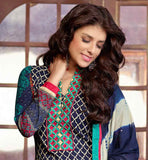 PARTY WEAR SALWAR SUIT WITH EXCELLENT NECKLINE AND STUNNING DUPATTA