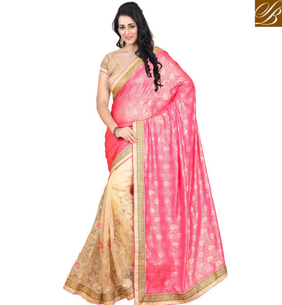 STYLISH BAZAAR RAVISHING SAREE ONLINE FASHION INDIA VDJAI10309