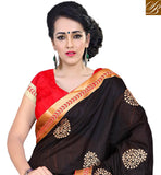 STYLISH BAZAAR PRESENTATION PHENOMENAL INDIAN SARI BLOUSE DESIGN FASHION VDJAI10310