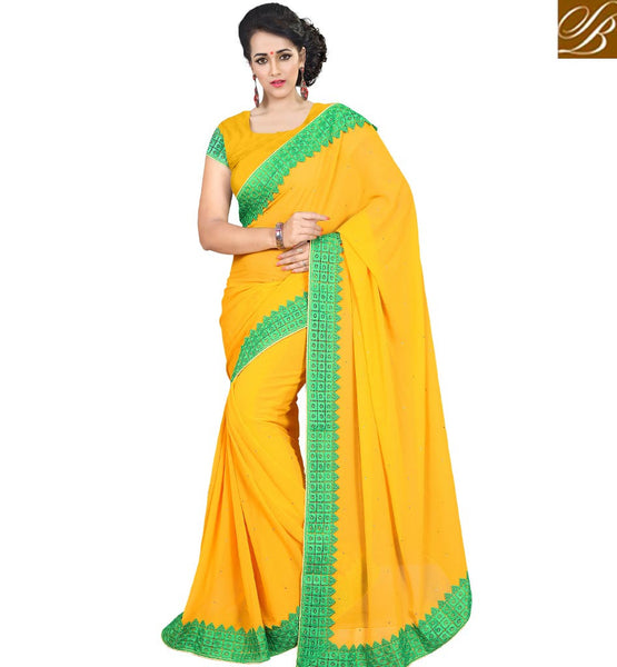 STYLISH BAZAAR REMARKABLE DESIGNER SAREE FOR ALL OCCASIONS VDJAI10311