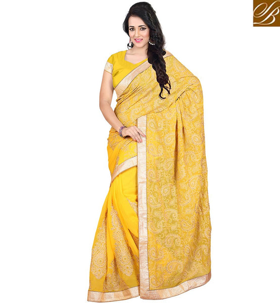 STYLISH BAZAAR ADMIRABLE INDIAN SARI BLOUSE DESIGN FOR PARTIES VDJAI10316