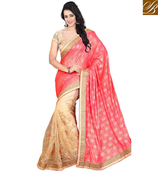 APPEALING DESIGNER SAREE FOR PARTIES AND SPECIAL EVENTS VDJAI10319
