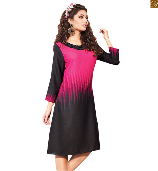 BROUGHT TO YOU BY STYLISH BAZAAR ATTRACTIVE ALL OCCASION WEAR KURTI DESIGN RTVIN104