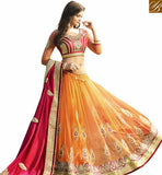 STYLISH BAZAAR REMARKABLE DESIGNER SAREE WITH LEHENGA STYLE VDGRC10410