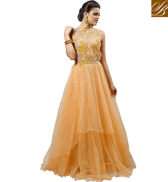 WEDDING WEAR GOWN ONLINE SHOPPING INDIA