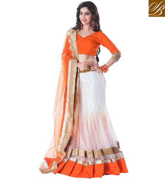 UTSAV COLLECTION DESIGNER WEDDING LEHENGA CHOLI BY STYLISHBAZAAR