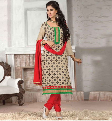 LATEST-PATTERNS-OF-FROCKS-BEAUTIFUL-DRESSES-SHALWAR-KAMEEZ-DESIGNER--SUITS-FOR-WOMEN-INCREDIBLE-CREAM-JUTE-COTTON-TOP-WITH-MAROON-BOTTOM-AND-CHIC-CHIFFON-DUPATTA