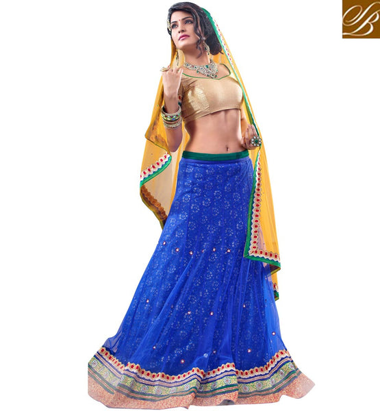 DESIGNER INDIAN WEDDING CHANIYA CHOLI ONLINE SHOPPING AT BEST RATES