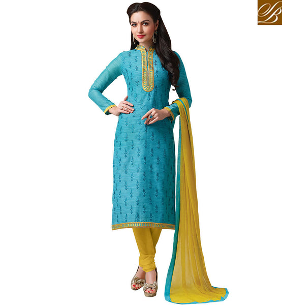 BROUGHT TO YOU BY STYLISH BAZAAR DAZZLING SALWAAR KAMEEX PAKISTANI STYLE DESIGN FOR PARTIES VDCRF1051