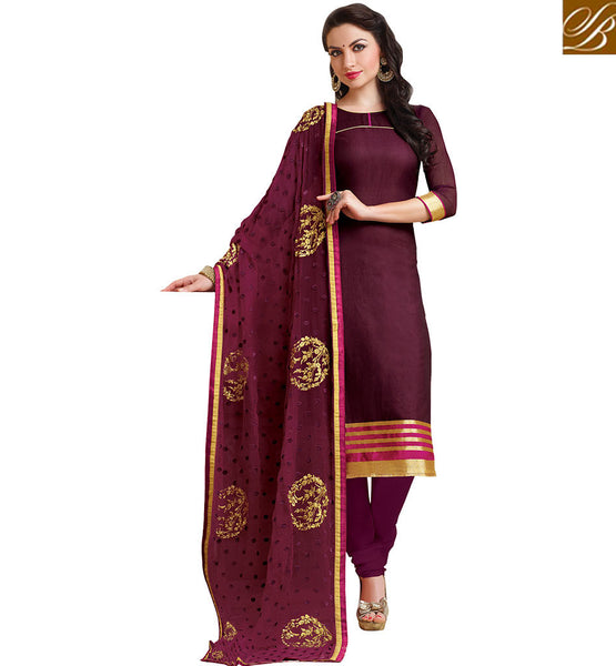 FROM THE HOUSE  OF STYLISH BAZAAR FASCINATING STRAIGHT CUT SALWAAR KAMEEZ DESIGN VDCRF1058