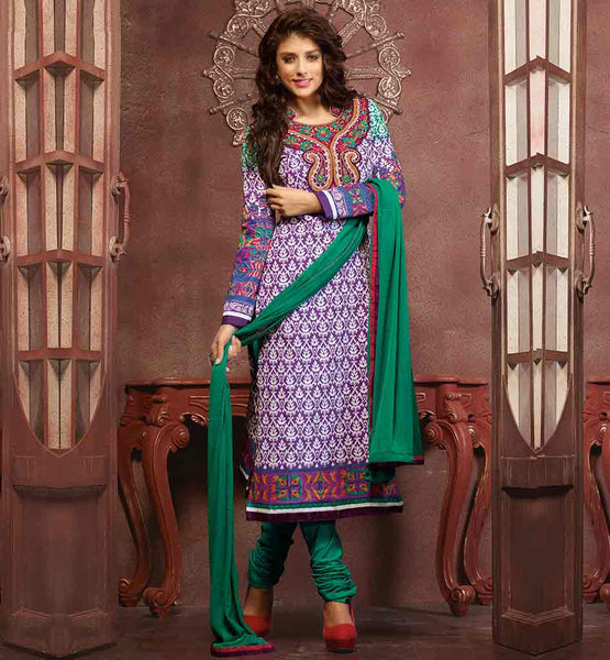 RICH LOOK COTTON SALWAR KAMEEZ DUPATTA DESIGNS CATALOGUE FOR WOMEN