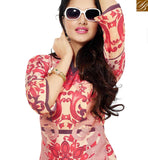 BROUGHT TO YOU BY STYLISH BAZAAR LAVISH BEIGE COLORED FLORAL PRINTED COTTON KURTI VDFRY10677