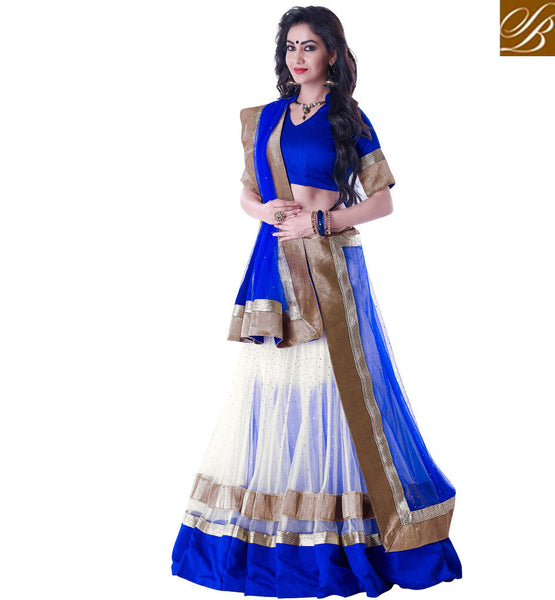 UTSAV COLLECTION DESIGNER WEDDING LEHENGA CHOLI BY STYLISH BAZAAR