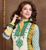 EVER STYLISH COTTON PARTY WEAR PUNJABI DRESS