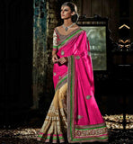 BLOUSE DESIGNS LATEST WEDDING SAREES ONLINE INDIA 2015 SEASON