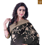 UTSAV COLLECTION DESIGNER PARTY WEAR SAREES BY STYLISH BAZAAR VDNZK108