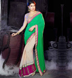 SAREE BLOUSE PATTERN 2015 PARTY WEAR DRESSE DON BY JACQUELINE FERNANDEZ SARI JACKET DESIGNS 2015 TRENDY LATEST FASHION WEAR COLLECTION