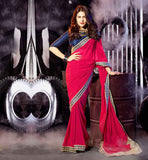 IMAGE OF LACE BLOUSE DESIGNS FOR SAREE DRAPING STYLES HINDI MOVIE STYLE