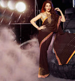 INDIAN SAREE JACKET DESIGNS 2015 LATEST PARTY WEAR SAREE COLLECTION