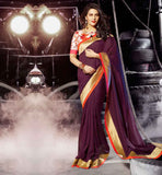PHOTGRAPGH STYLISH SAREE DRAPING STYLES FOR DESIGNER BOLLYWOOD SAREES DESIGN