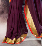 IMAGE OF SAREE SKIRT REGION WITH BORDER