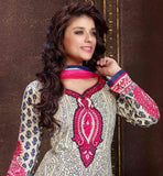 MAJESTIC PREMIUM COTTON MATERIAL PARTY WEAR SALWAR SUIT DESIGNS