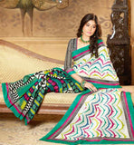 EXCITING ART-SILK CASUAL WEAR SAREE RTMS10926