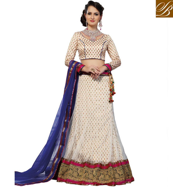 LEHENGA CHOLI ONLINE SHOPPING WITH PRICE BANARASI BROCADE BLOUSE