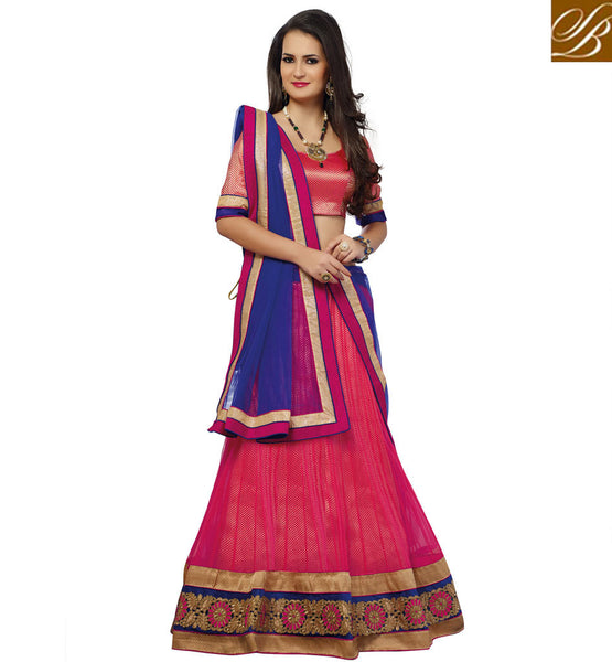 LEHENGA CHOLI ONLINE TRADITIONAL DESIGN FOR MARRIAGE CEREMONIES