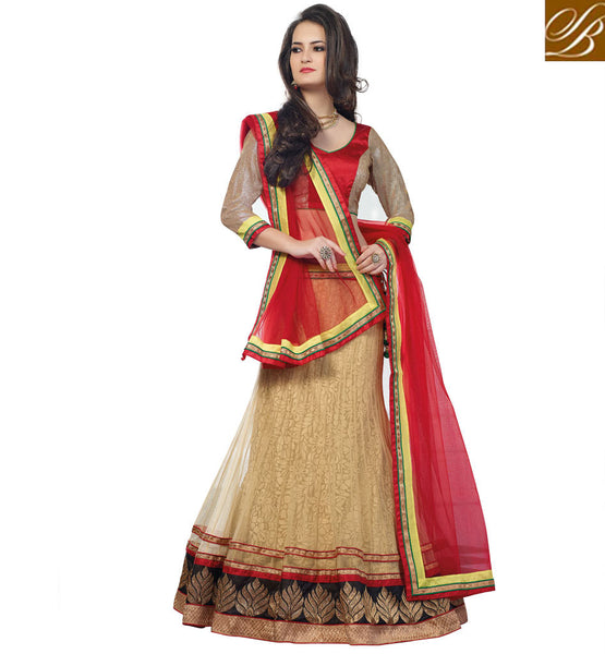 LEHENGA CHOLI ONLINE BOLLYWOOD CELEBRITY STYLE WEDDING CLOTHING