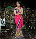 BLOUSE DESIGNS WITH BORDER FOR DESIGNER SAREES ONLINE FOR GOOD LOOK