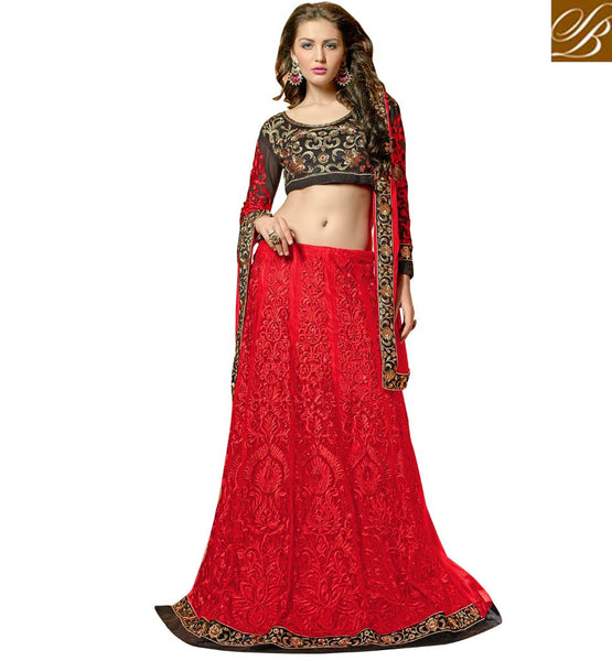 2 IN 1 ANARKALI OR GHAGRA CHOLI DESIGNER DRESS AT REASONABLE RATES
