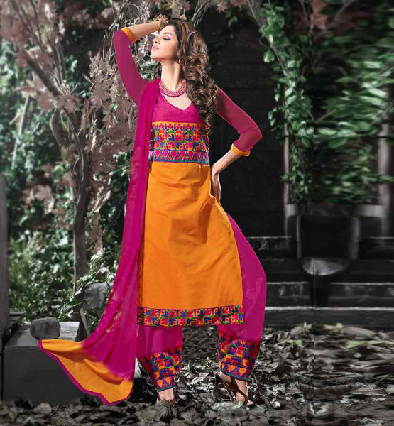 DESIGNER PUNJABI SUIT BOUTIQUE ONLINE FREE CASH ON DELIVERY INDIA