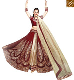 ZOYA SAPPHIRE EYE CATCHING WEDDING WEAR VELVET DESIGNER APPAREL