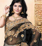 ALLURING PARTY WEAR SAREE VDRIW11011B