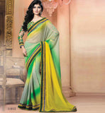 LOVELY PARTY WEAR SAREE VDRIW11012