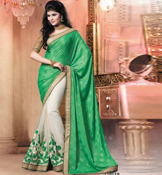 SUPERB PARTY WEAR SAREE VDRIW11013B