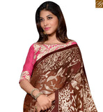 A STYLISH BAZAAR PRESENTATION LOVELY DESIGNER SARI INDIAN ONLINE SHOPPING RTSPO11016