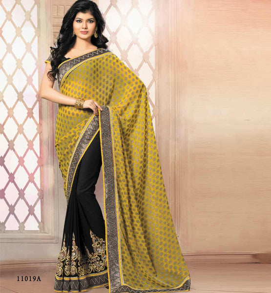 EXCITING PARTY WEAR SAREE VDRIW11019A