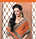 EXCITING PARTY WEAR SAREE VDRIW11019B