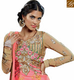 1104 CONTEMPORARY FASHION PAKISTANI STYLE LONG KURTI EMBROIDERED SALWAR STYLISH BAZAAR STORE