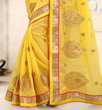 CREATE-A-LASTING-IMPRESSION-BY-WEARING-THIS-LOVELY-SARI-THAT-HAS-SMALL-AND-LARGE-BUTTAS-ON-IT-ENGAGEMENT-SAREES-WITH-LATEST-DESIGNS-FOR-BLOUSES-COLLECTION